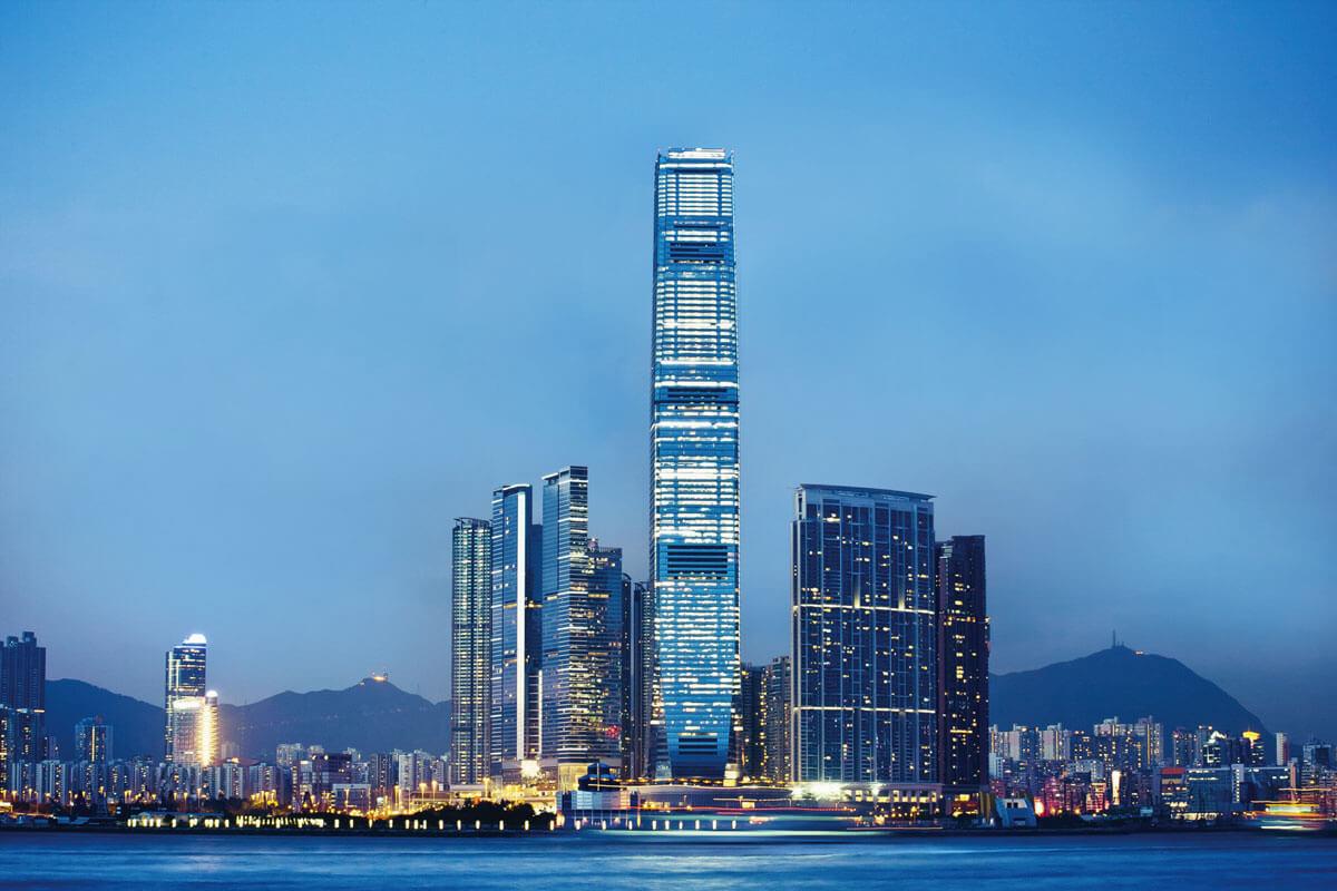 Hotel of the Month: Ritz Carlton, Hong Kong