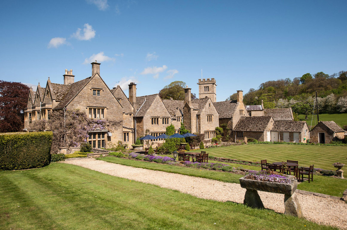 Buckland Manor luxury hotel owned by Andrew Brownsword