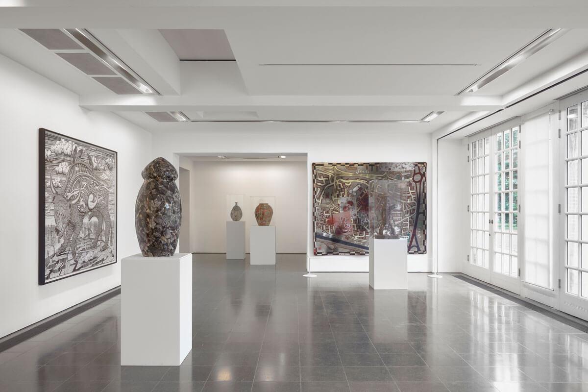 British Artist Grayson Perry at Serpentin