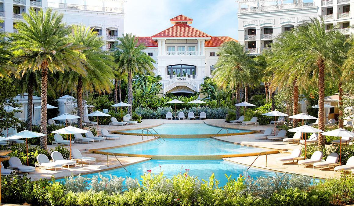 Baha Mar Rosewood luxury resort
