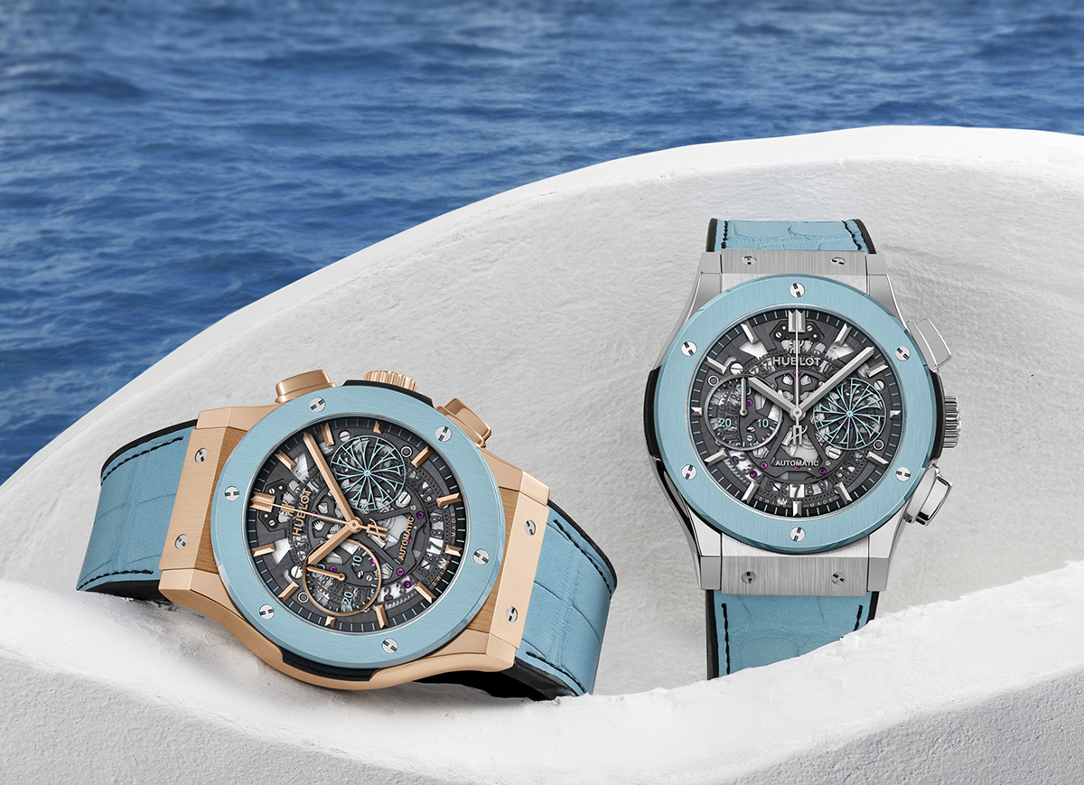 LUX Loves: Hublot's 'Cruise' collection
