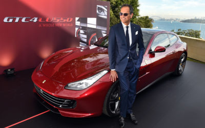 Ferrari designer Flavio Manzoni on collaborating with Hublot
