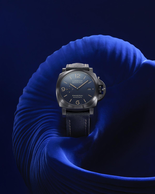 LUX Loves: Panerai x Bucherer's latest BLUE collection timepiece